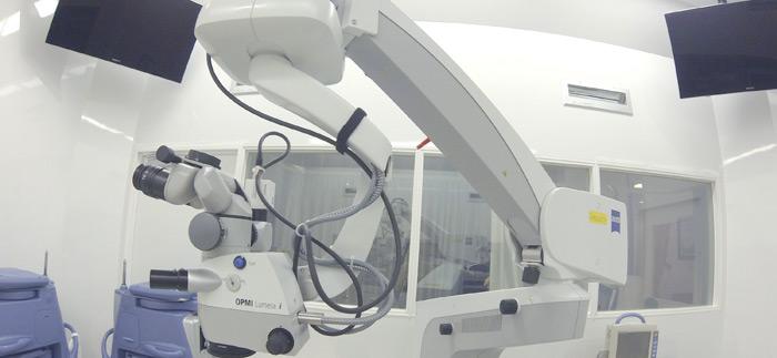 最先端眼科医療